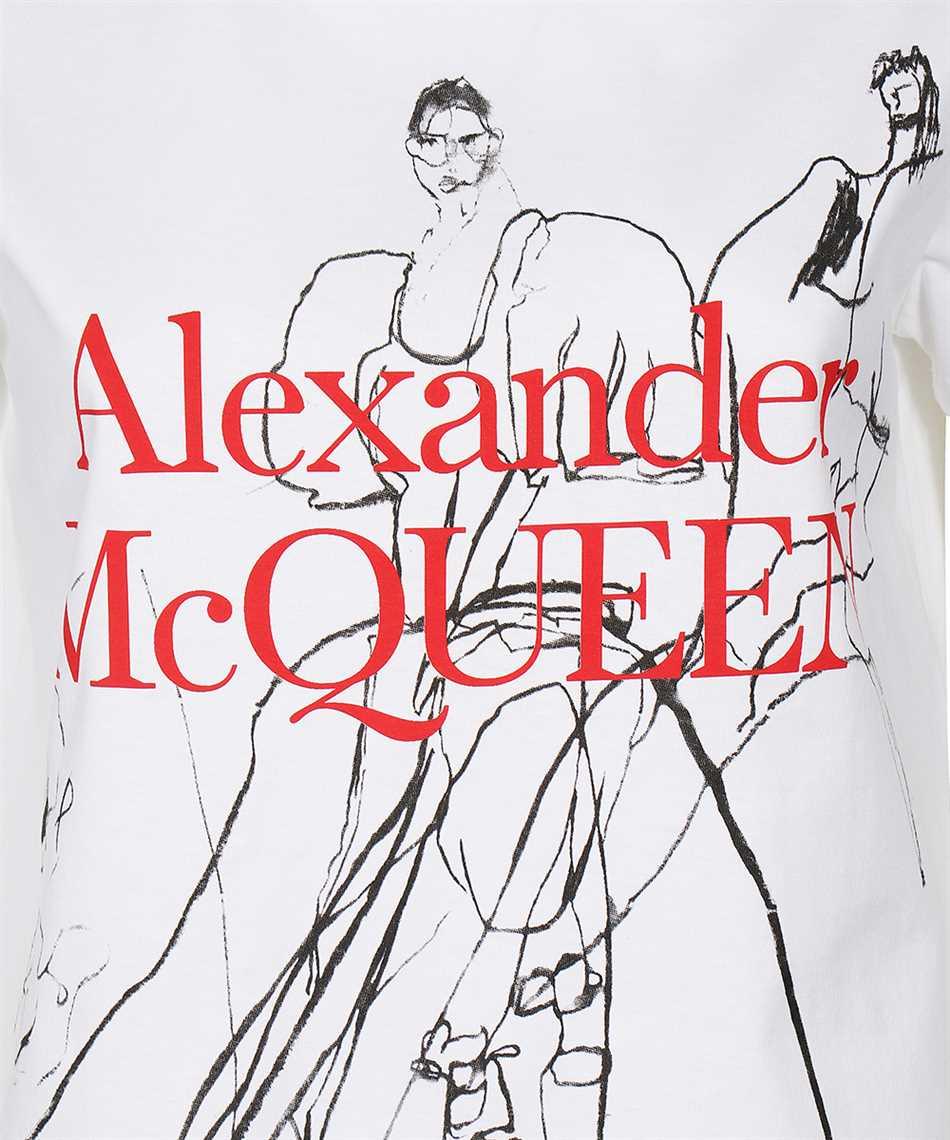 Alexander McQueen 620601 QZABD T-shirt 3