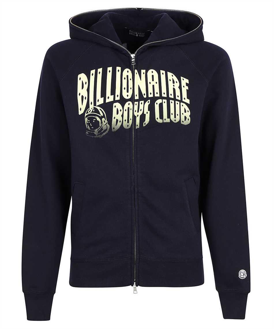 Billionaire Boys Club B21336 ARCH LOGO GRADIENT FULL ZIP Kapuzen-Sweatshirt 1