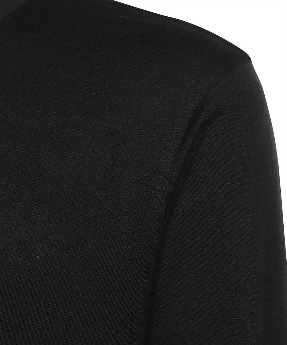 Nahmias CB SHIRT BLACK CASHMERE BLEND T-shirt 3