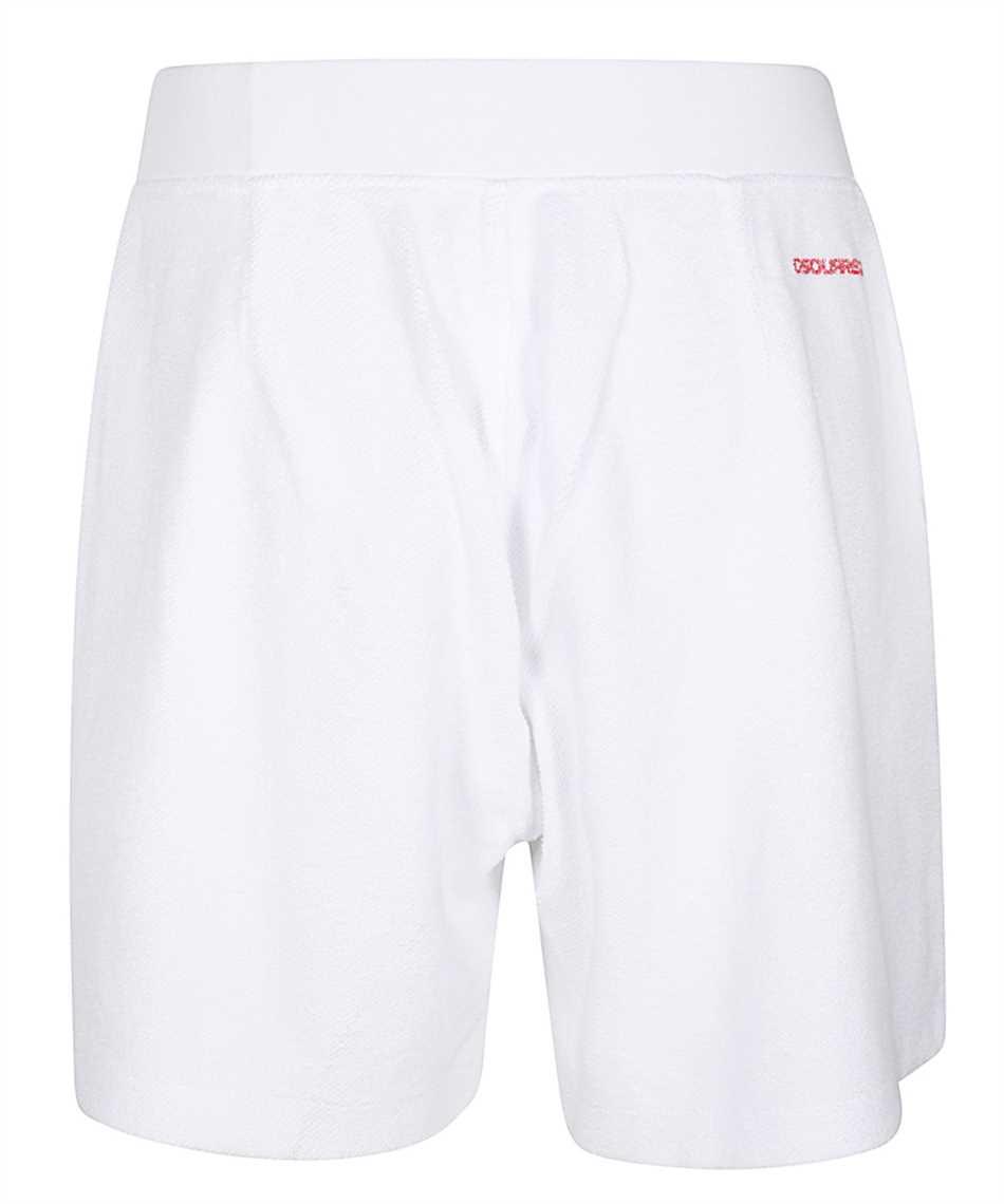 Dsquared2 S78MU0022 S25427 X PEPSI Shorts 2