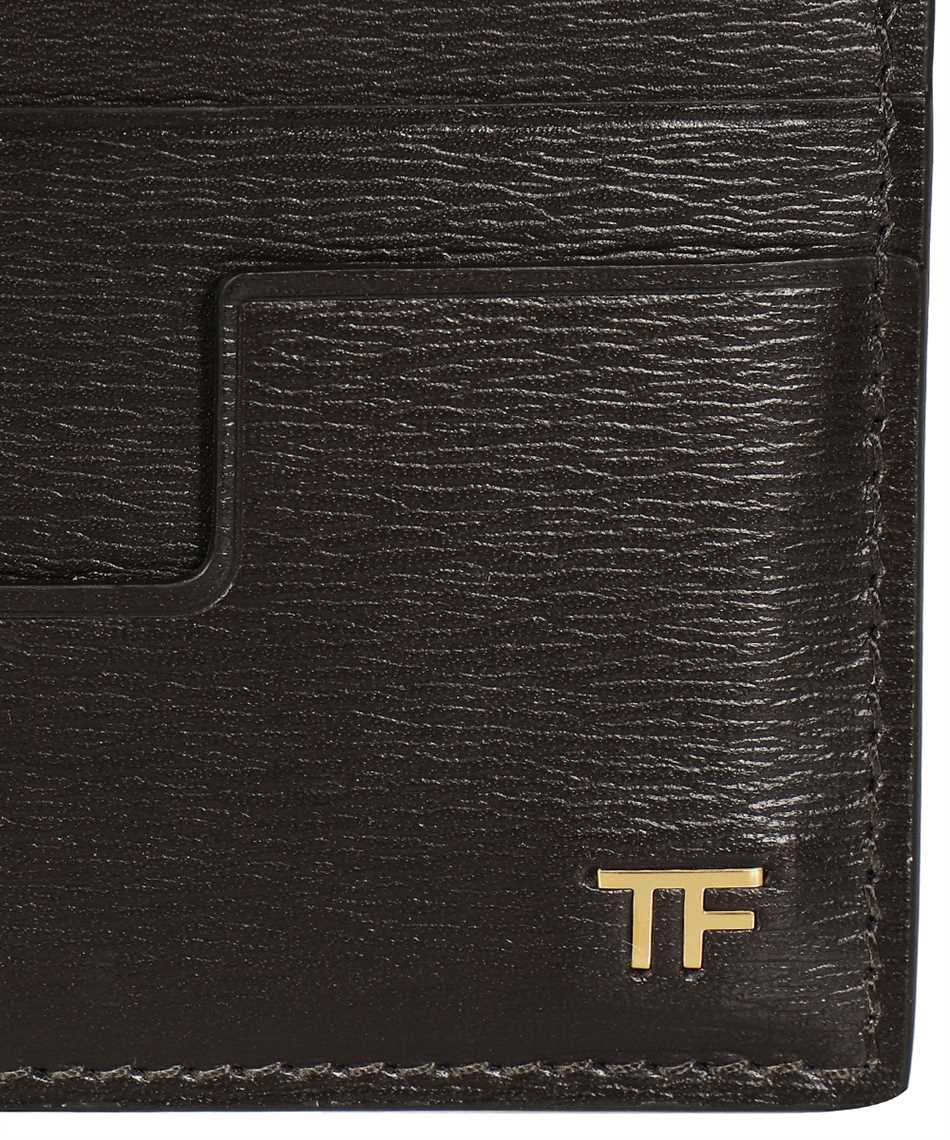 Tom Ford Y0232T LCL053 T LINE Kartenetui 3