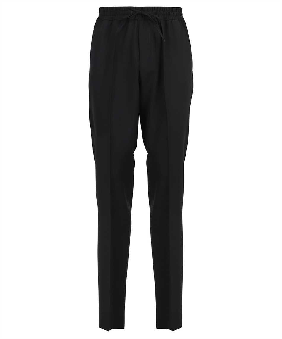 Versace 1001015 1A00899 WOOL INFORMAL Trousers 1
