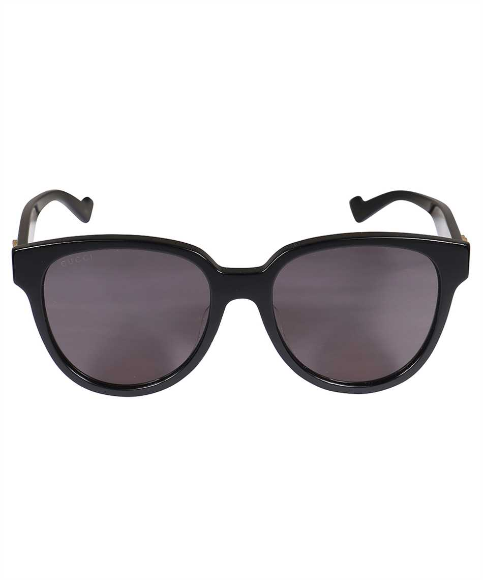 Gucci 663748 J0740 SPECIALIZED FIT ROUND-FRAME Sonnenbrille 1