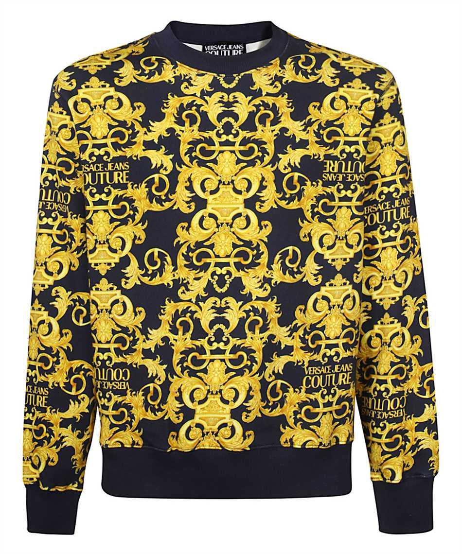 Versace Jeans Couture B7GWA7F2 S0156 LOGO BAROQUE Sweatshirt 1