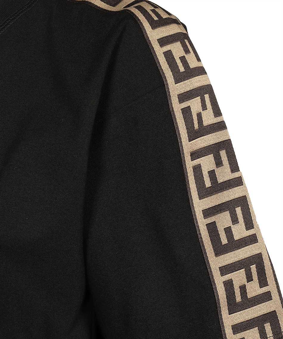 Fendi FAF073 AB4E FENDIRAMA T-shirt 3