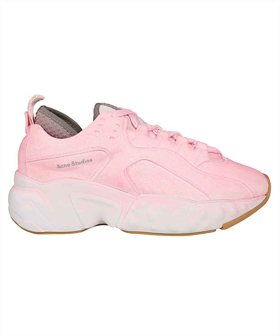 Acne Manhattan Overdyed Sneakers 1