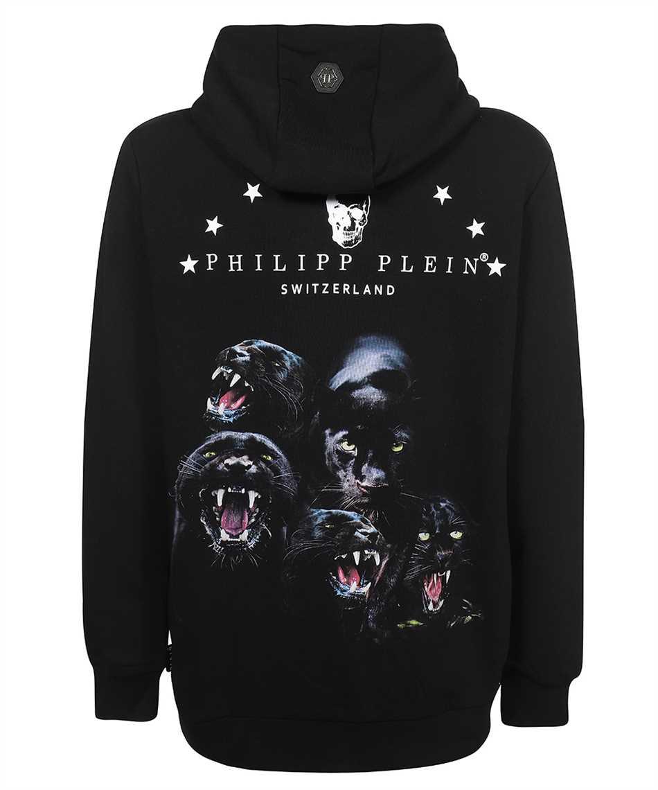 Philipp Plein PAAC MJB2410 PANTHER Hoodie 2
