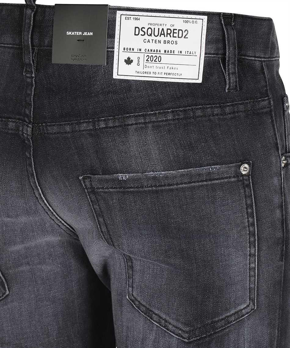 Dsquared2 S74LB0789 S30503 SKATER Jeans 3