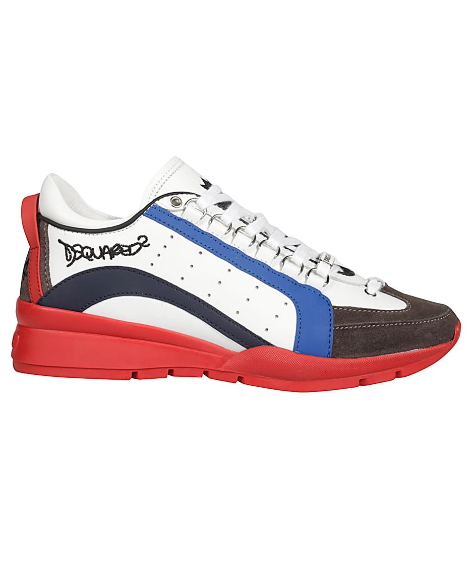3092d3ad5d4e48 Dsquared2 SNM0404 11570001 sneakers Rot