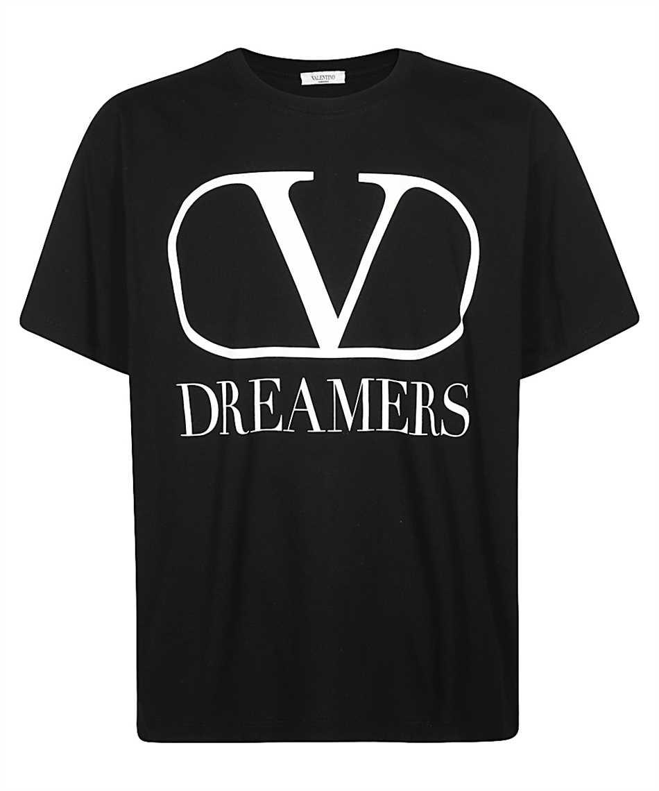 Valentino TV0MG06B681 VLOGO DREAMERS T-shirt 1