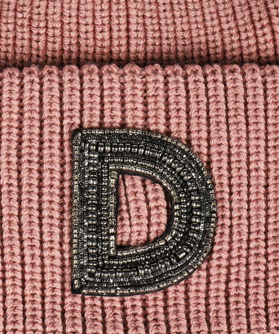 Don Dup WQ088 Y00478D ZI5 EMBROIDERED D Cappello 3