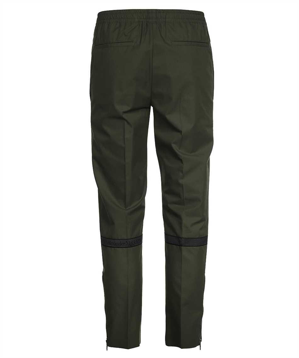 Alexander McQueen 653548 QRS44 COTTON Trousers 2