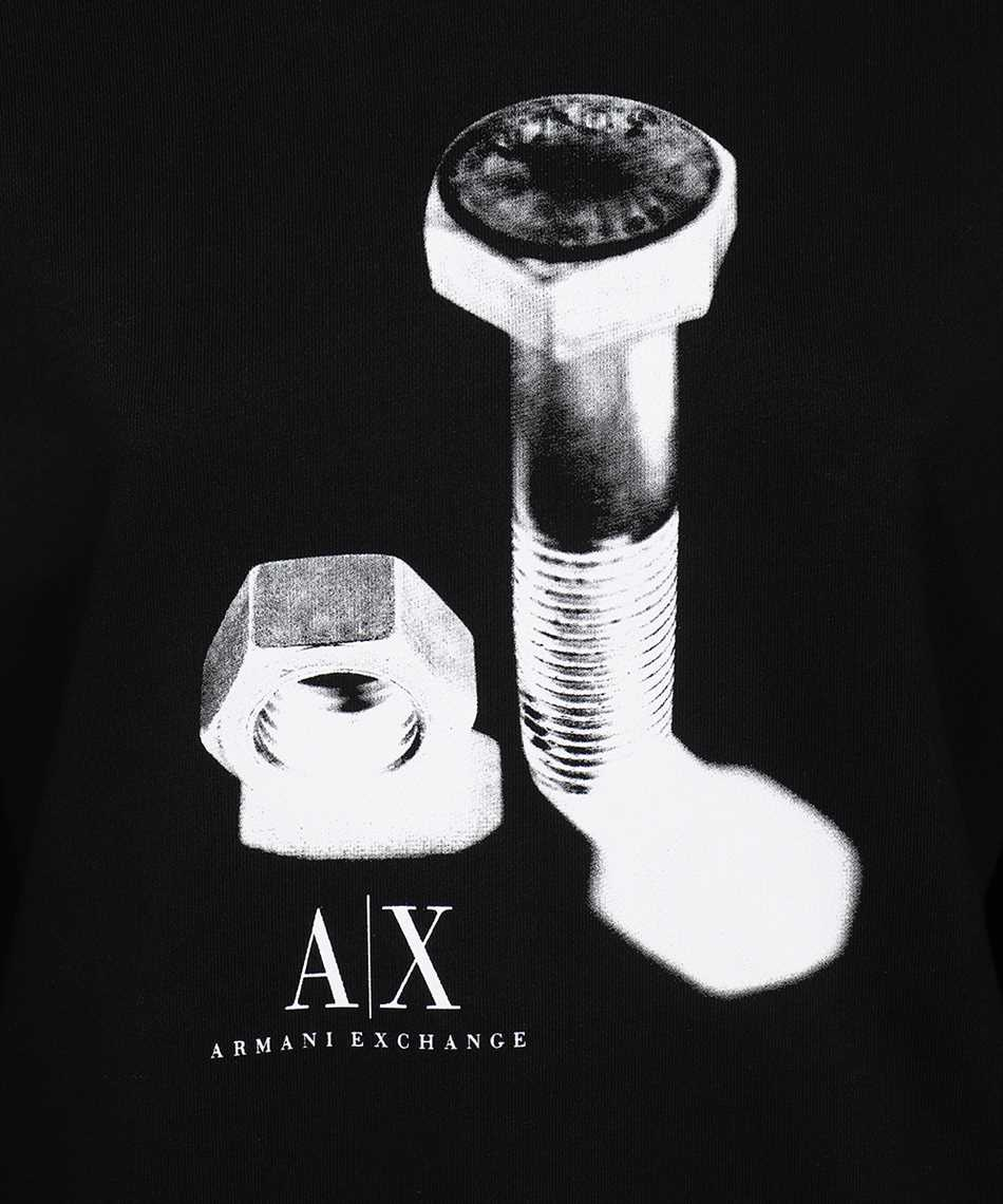Armani Exchange 6KYM20 YJ8SZ LOGO Sweatshirt 3