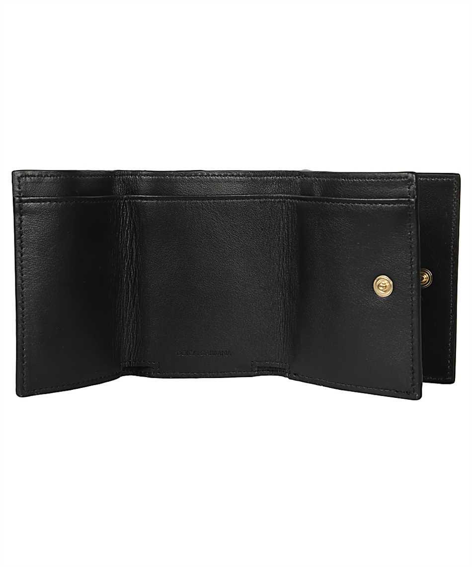 Dolce & Gabbana BP2525 AZ607 HEAT STAMPED LOGO Wallet 3