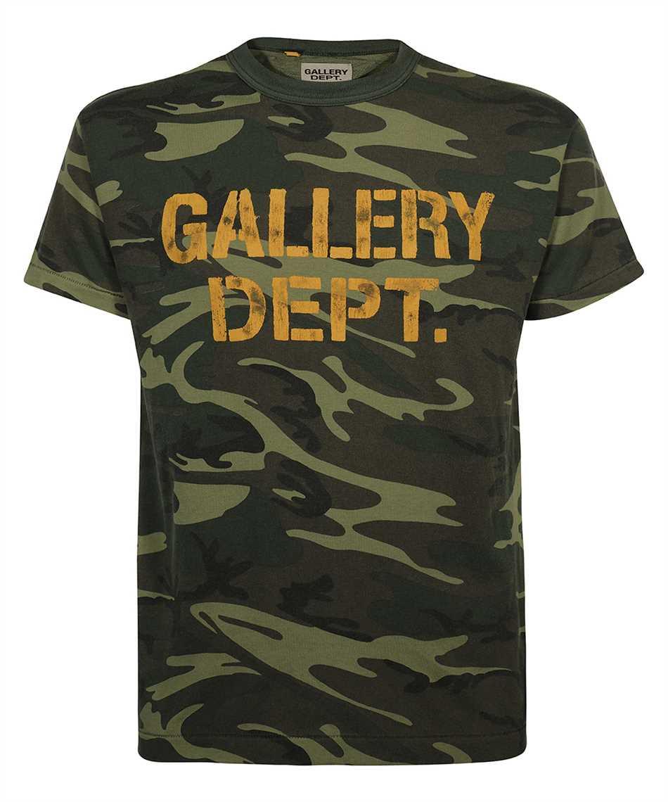 Gallery Dept. GD FLT 1063 FATIGUE LOGO T-shirt 1