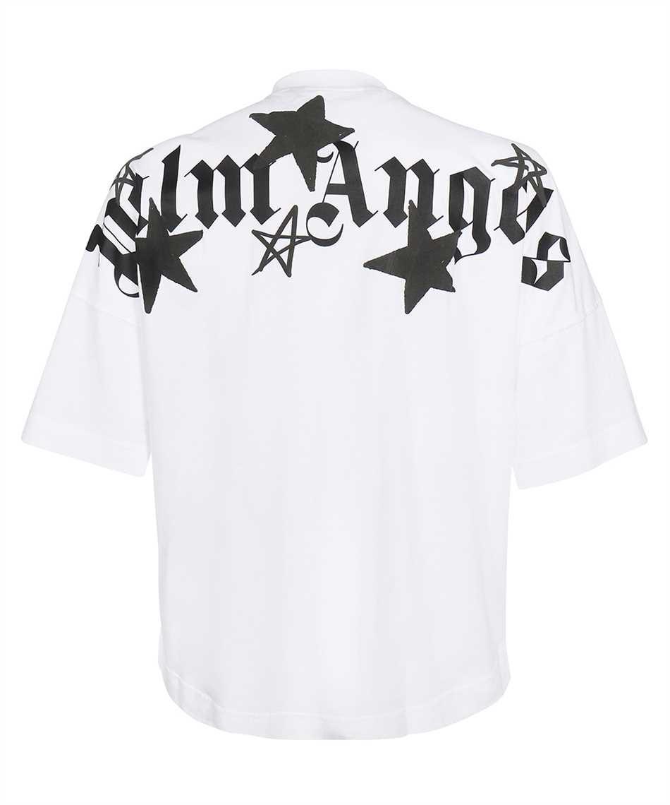 Palm Angels PMAA002F21JER004 SHOOTING STARS T-shirt 2
