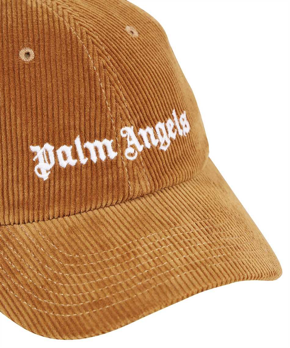 Palm Angels PMLB003F21FAB001 CORDUROY LOGO Cap 3