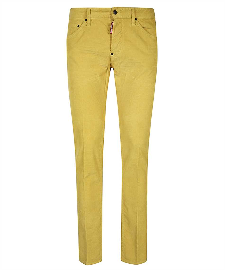 Dsquared2 S71LB0827 S53162 COOL GUY Trousers 1