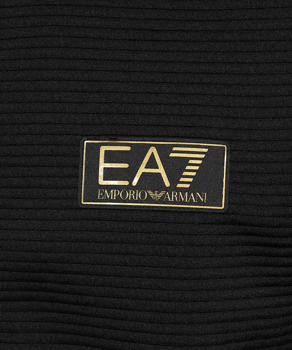 EA7 3KPM91 PJ5TZ ZIPPED COTTON Sweatshirt 3
