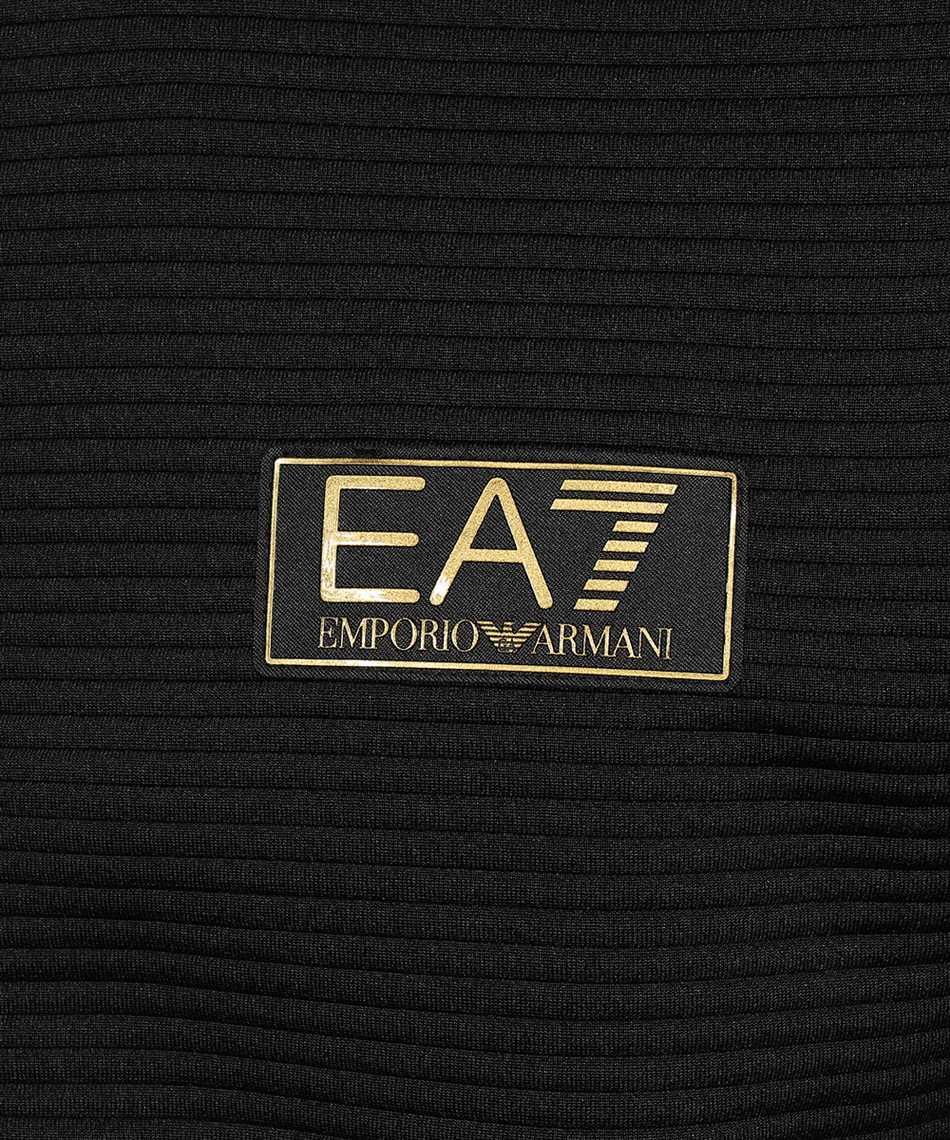 EA7 3KPM91 PJ5TZ ZIPPED COTTON Felpa 3