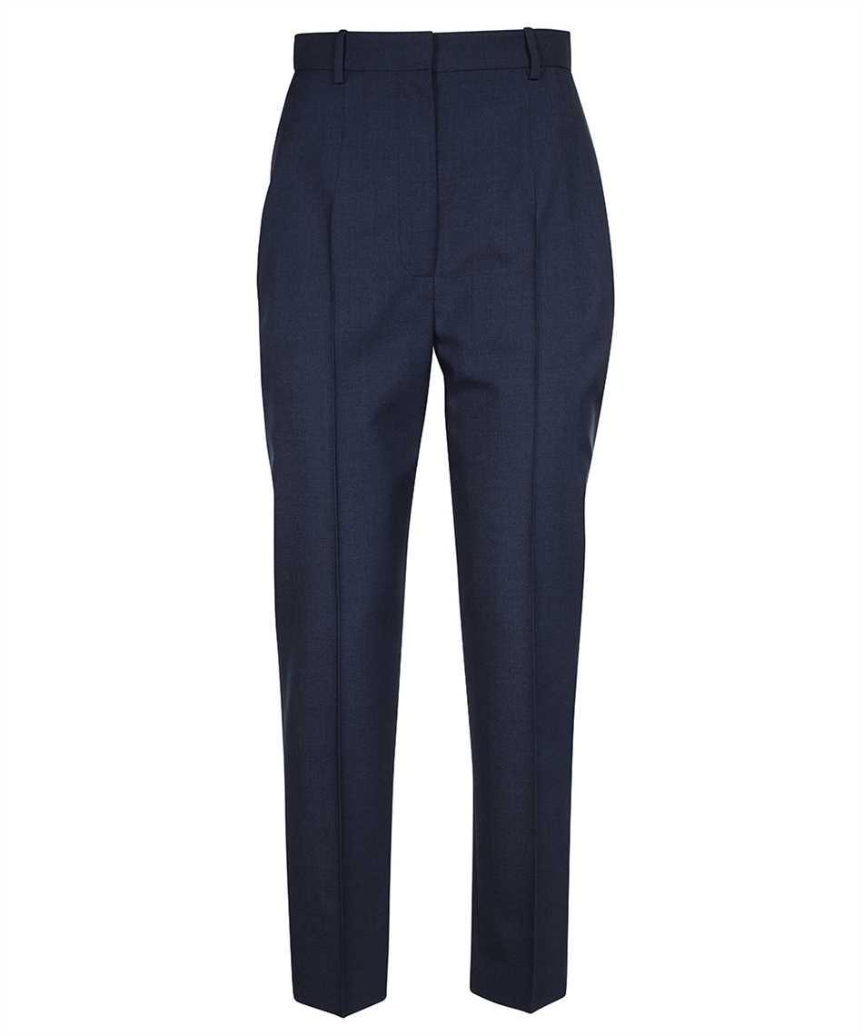Alexander McQueen 585118 QJACA HIGH-WAISTED CIGARETTE Trousers 1