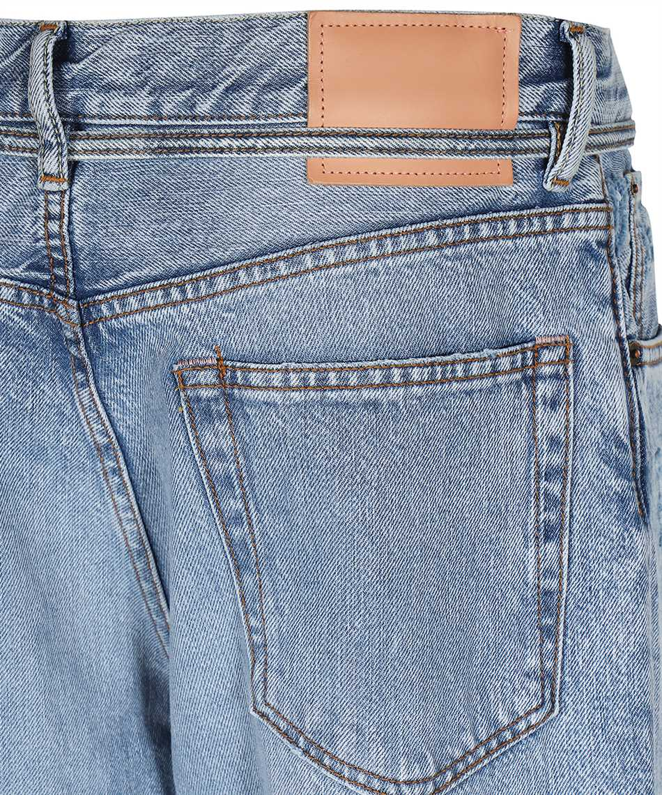 Acne Acne Studios 1991 Toj Light Blue Trash Jeans 3