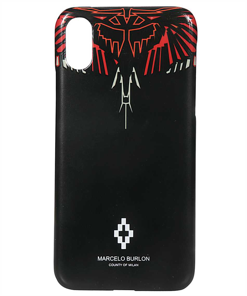 Marcelo Burlon CMPA007F19008079 I-phone cover 1