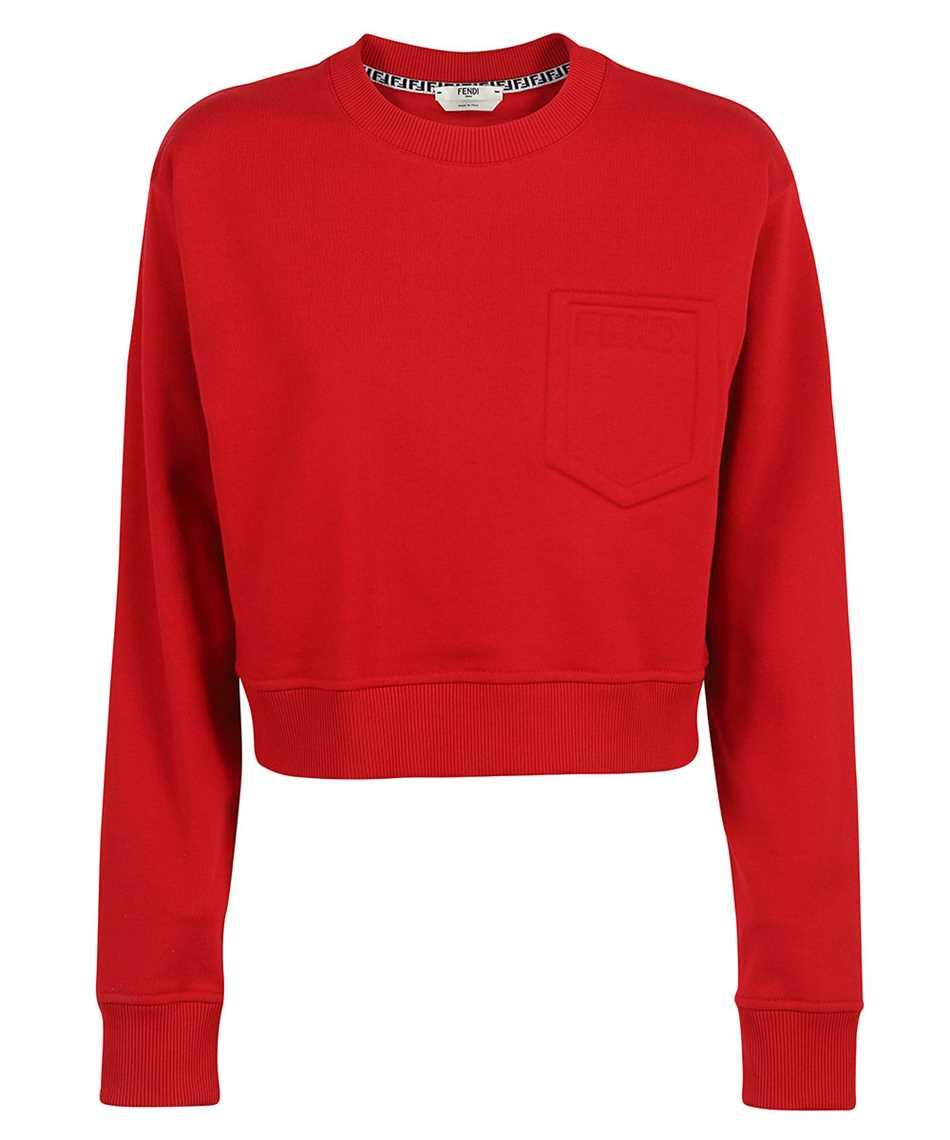 Fendi FS7427 AFLB CROPPED Sweatshirt 1