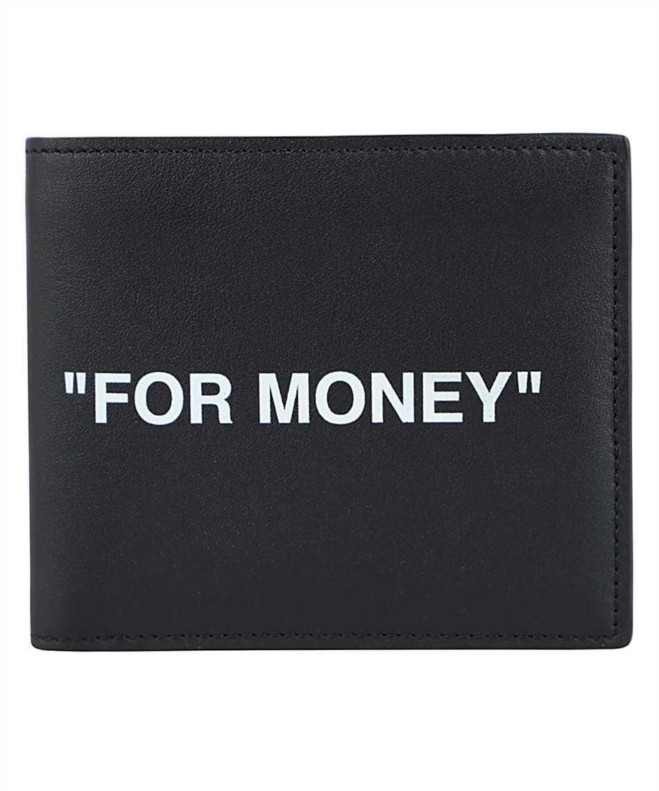 Off-White OMNC020F20LEA001 Wallet 1