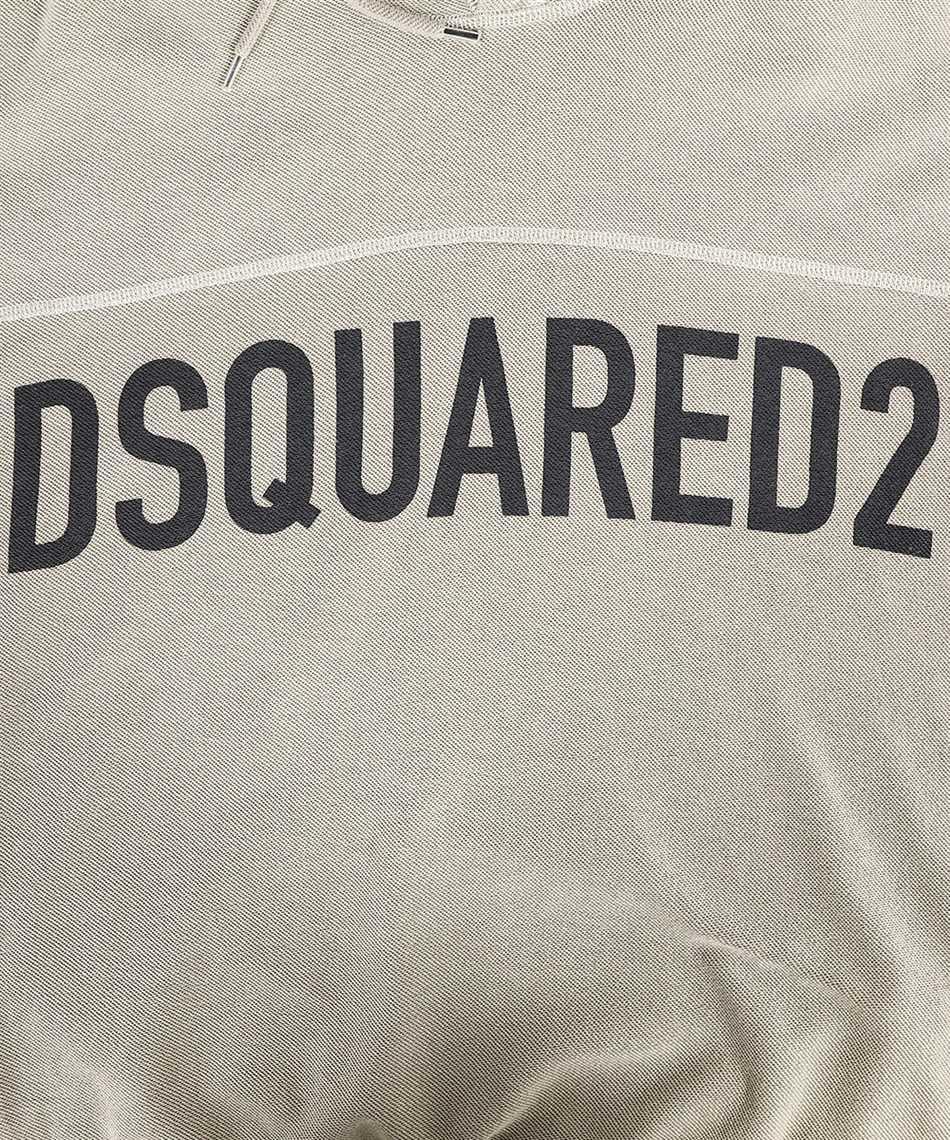 Dsquared2 S74GU0535 S25462 TWO TONE Felpa 3