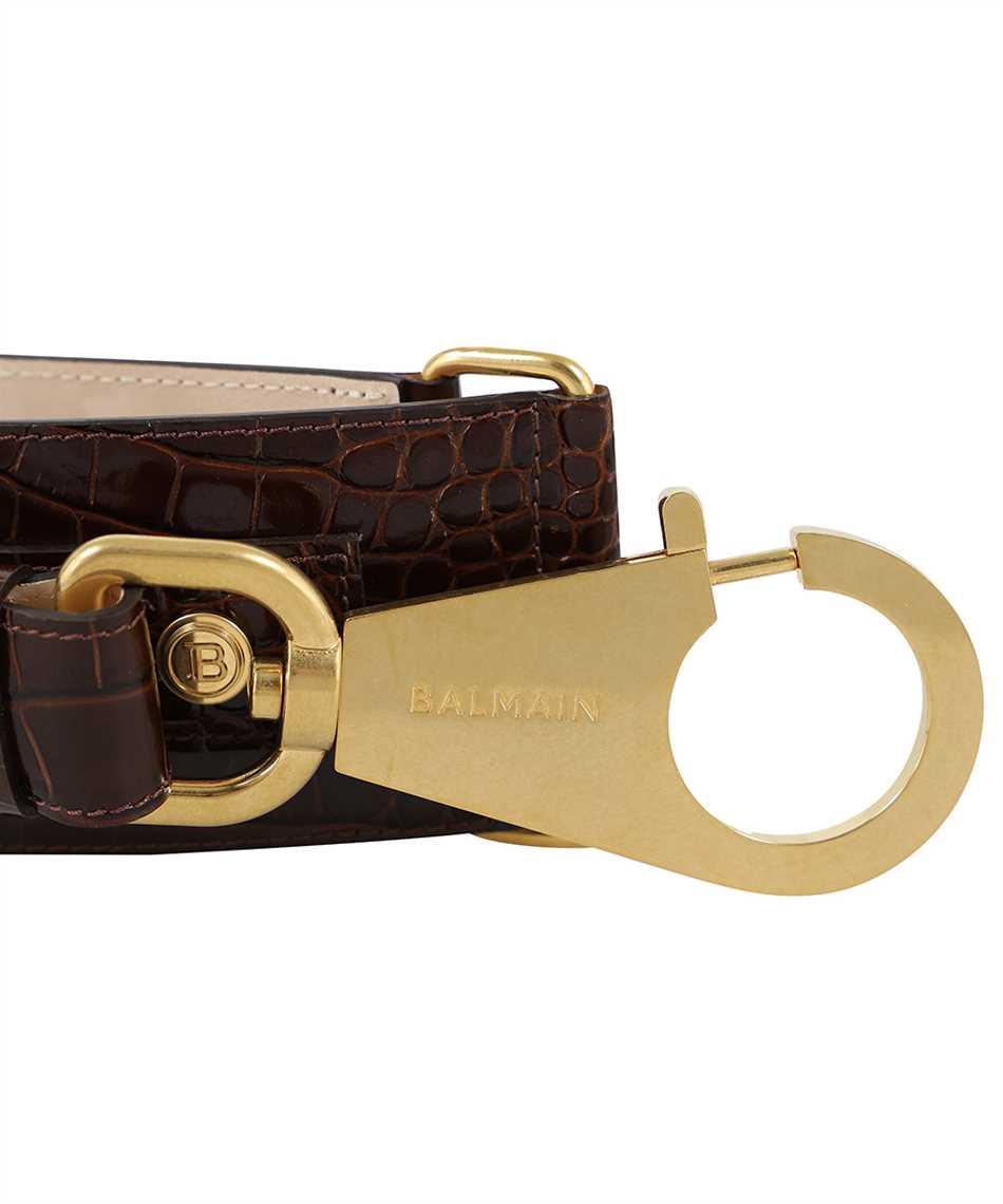 Balmain UN0A029LVCW B-RING HOOK BELT 7,5CM Belt 2