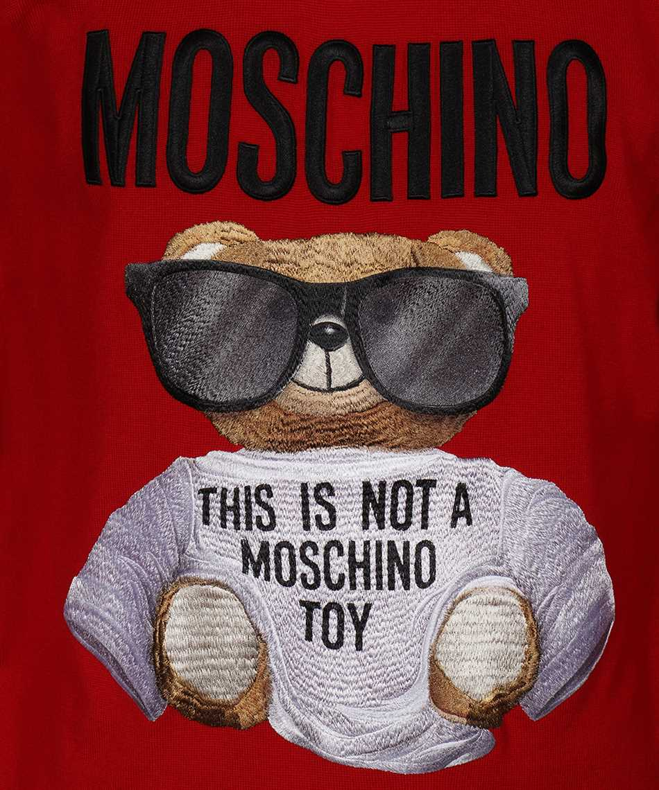 Moschino 0901 5200 MICRO TEDDY BEAR Knit 3