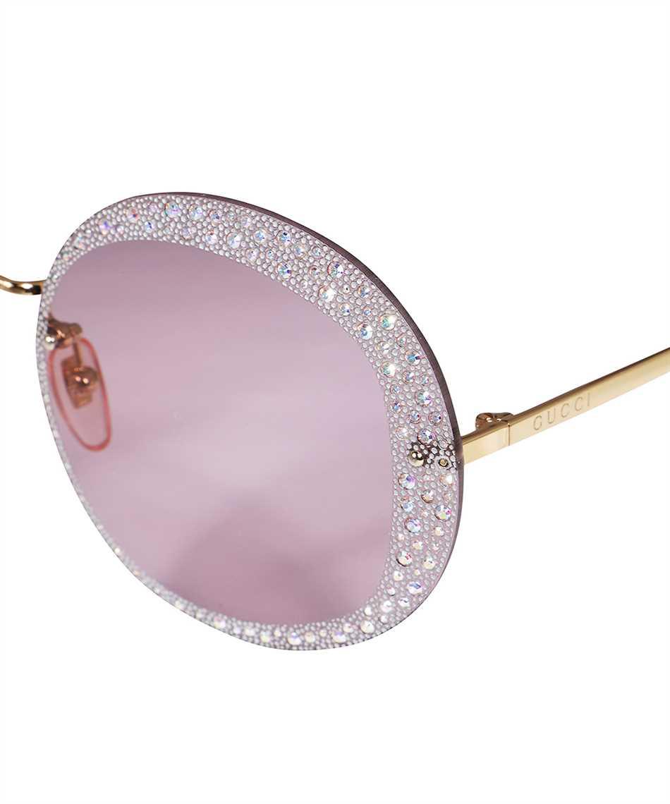 Gucci 663744 I3330 ROUND-FRAME Sunglasses 3