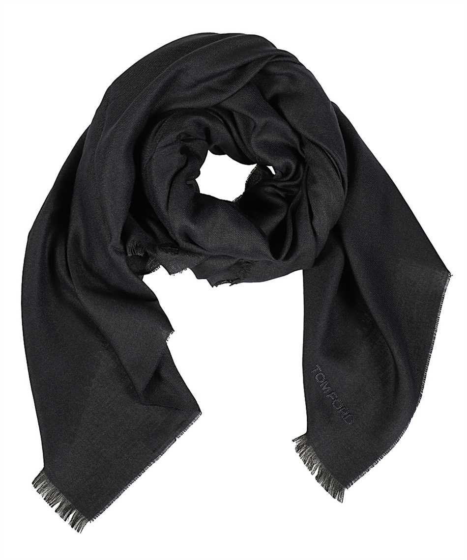 Tom Ford 8TF136 2TE Scarf 1