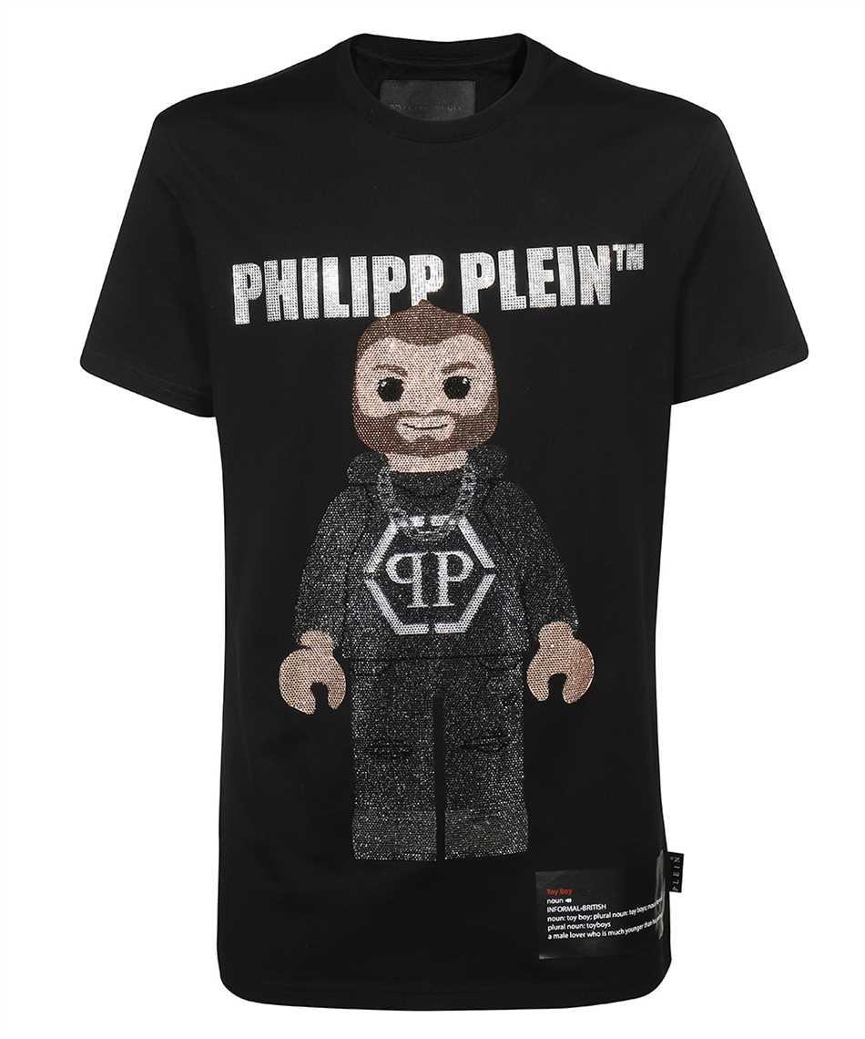 Philipp Plein PAAC MTK5161 CRYSTAL T-shirt 1