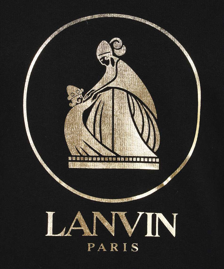 Lanvin RW HO0003 J069 A21 MOTHER & CHILD Hoodie 3