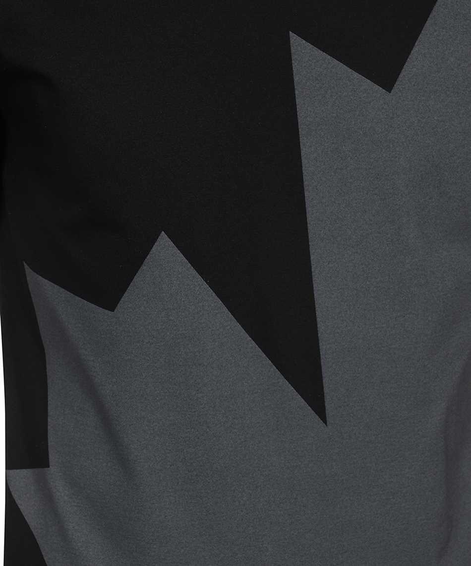 Dsquared2 S74GD0852 S23009 MEGALEAF COOL T-Shirt 3