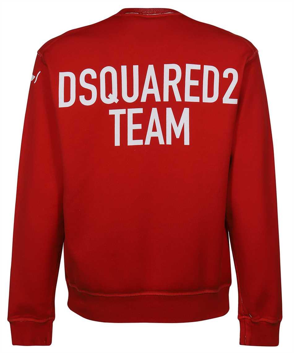 Dsquared2 S74GU0518 S25042 MINI LEAF Sweatshirt 2