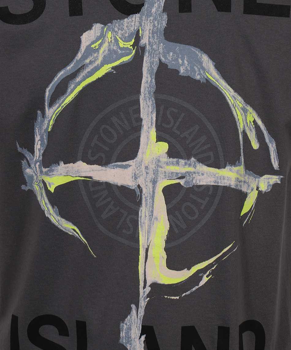 Stone Island 2NS85 MARBLE THREE T-shirt 3