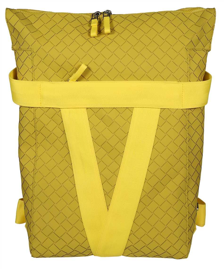 Bottega Veneta 652004 V0GK1 V-SHAPED RIBBON MOTIF Backpack 1