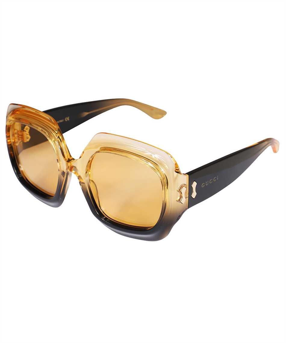 Gucci 663783 J0740 SQUARED-FRAME Occhiali da sole 2