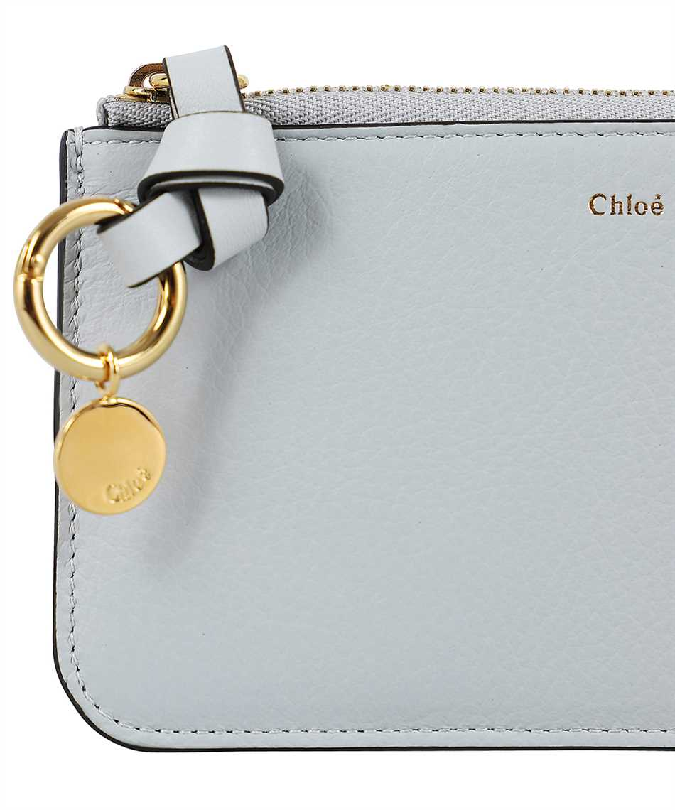 Chloé CHC19WP016H9Q ALPHABET Wallet 3