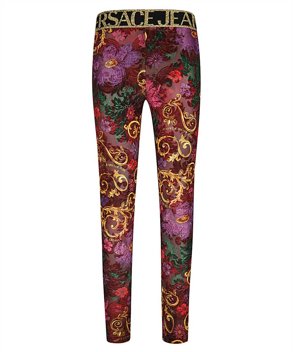 Versace Jeans Couture D5HZB161 S0958 PRINT Trousers 1