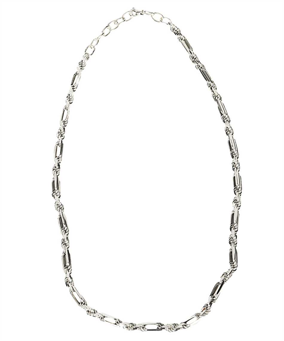 Bottega Veneta 617811 V5070 SNAP HOOK CHAIN Necklace 1