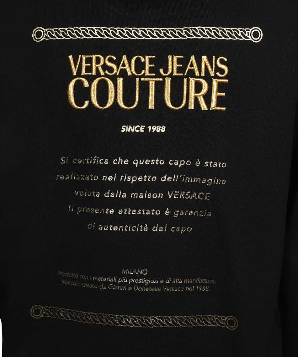 Versace Jeans Couture 71GAIT10 CF00T Hoodie 3