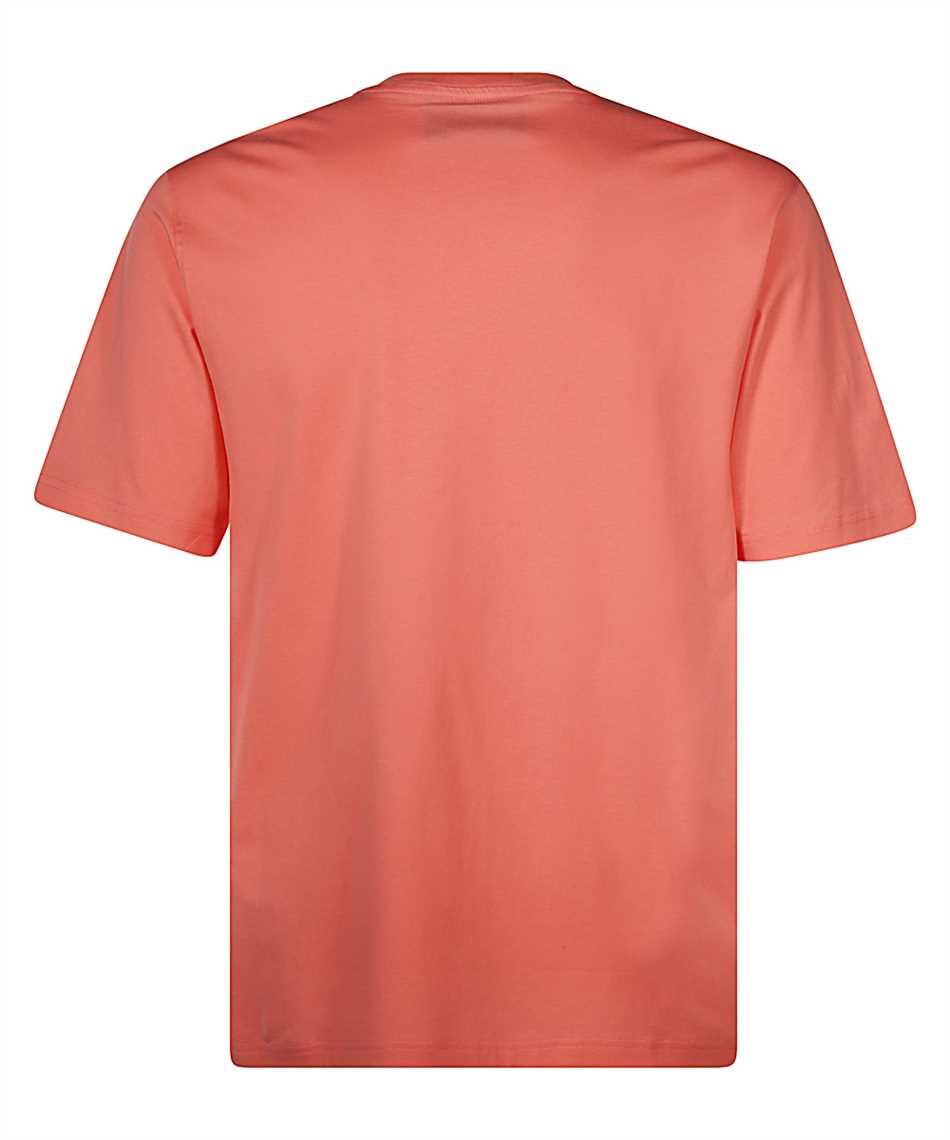 Moschino J0716 2040 GEOMETRIC LOGO T-shirt 2