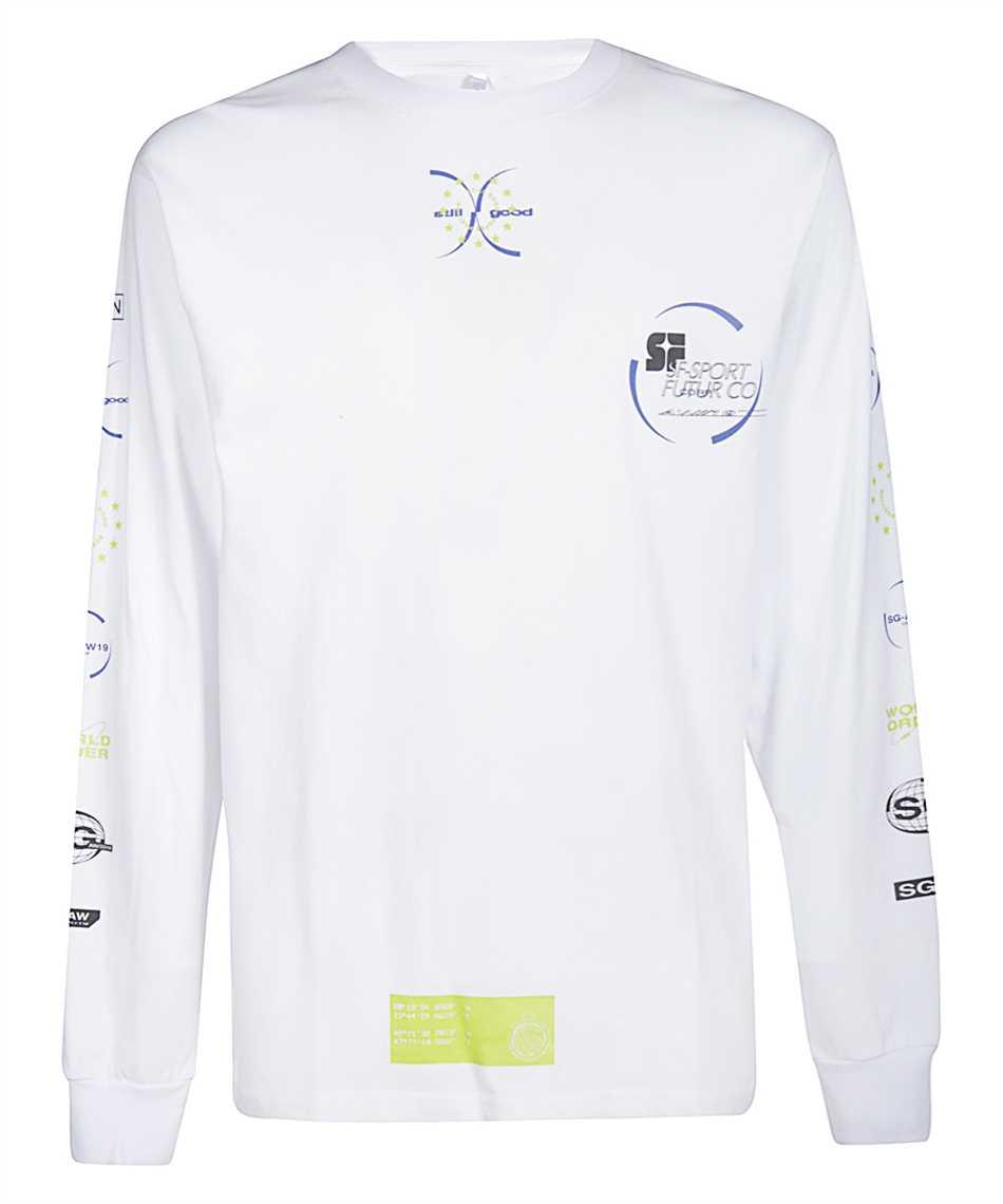 Still Good PROJECTION LS TEE T-Shirt 1