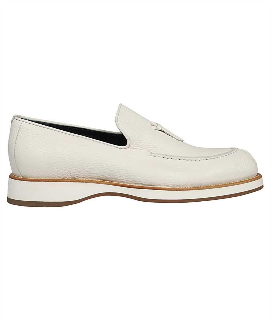 Brioni QFDI0L P7731 LUKAS CASUAL ALMOND Shoes 1