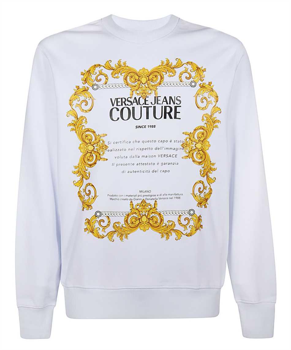 Versace Jeans Couture B7 GZA7TT 30318 Sweatshirt 1