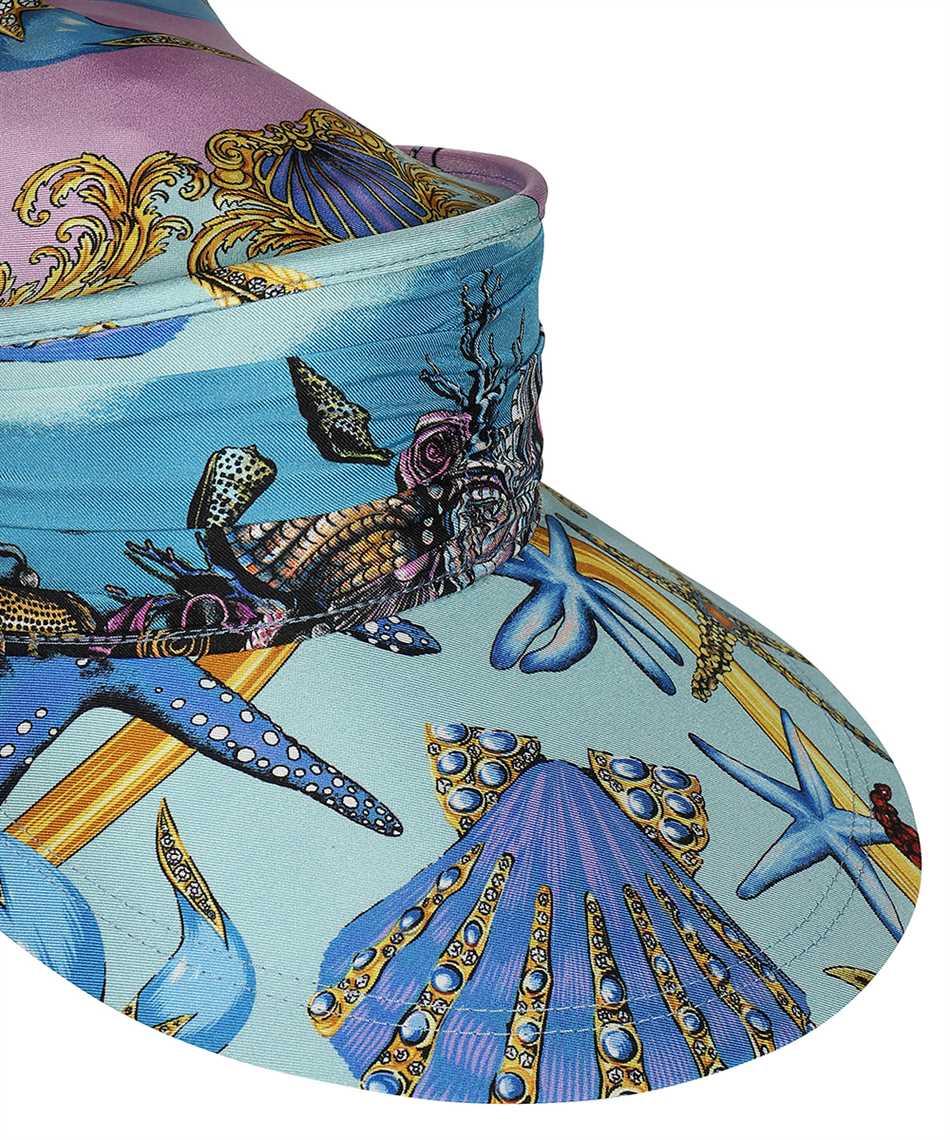 Versace ICAP025 1F00905 TRÉSOR DE LA MER PRINT SILK Hut 3